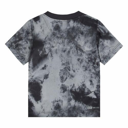 Dry Anthracite Tie Dye Hurley Kids/' Boys/' Youth Dri-FIT Tie Dye Tee T-Shirt