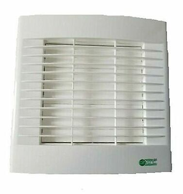 """Airvent Kitchen Extractor Fan 6/"""" 150mm Timer /& Auto Shutters Made At Vent Axia"""