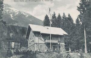 Berghütte: Mersi-Hütte am Ammerlingboden bei Innsbruck ngl 104.484