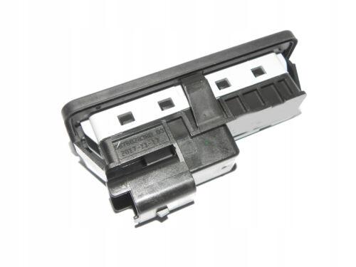 Poignée de coffre avec contacteur electrique switch C3 C4 208 308 = 9676028380