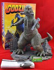 "Huge 16"" Godzilla Monster 2001 Polar Lights Plastic Model Kit Pro Built Painted"