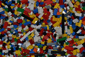 LEGO-Bausteine-ueber-300-Steine-Basic-Grundbausteine-bunt-gemischt-Konvolut