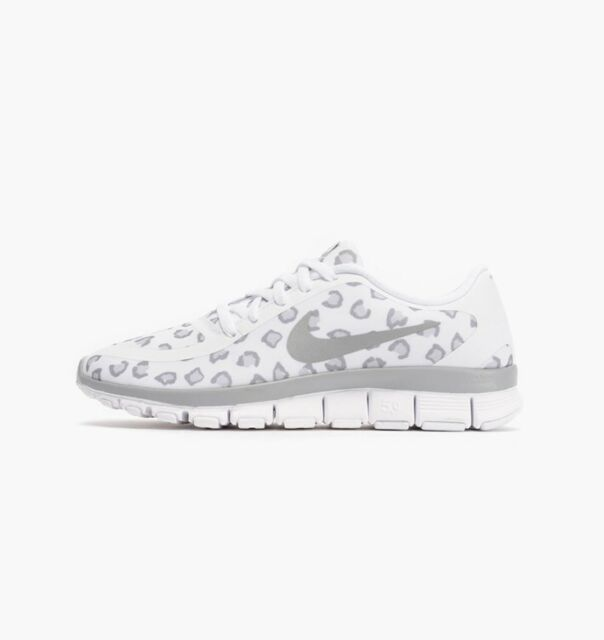 For Sale Online Nike Free 5.0 V4 Print In Pure Platinum