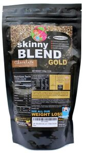 Details About Sale Skinny Blend Gold Best Tasting Protein Shake Diet Delicious Chocolate