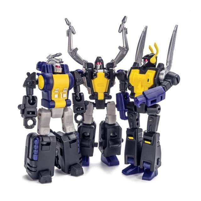 Transformers New Era H10 - A - Baden H11 - pies y H12 - asmodes