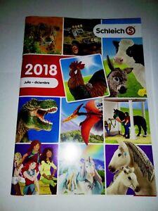 CATALOGO-SCHLEICH-ANO-2018-Coleccionistas