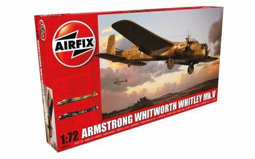 Airfix 1 72 Armstrong-Whitworth Whitley Mk.v  A08016