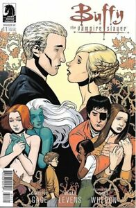 Buffy The Vampire Slayer Comic Book