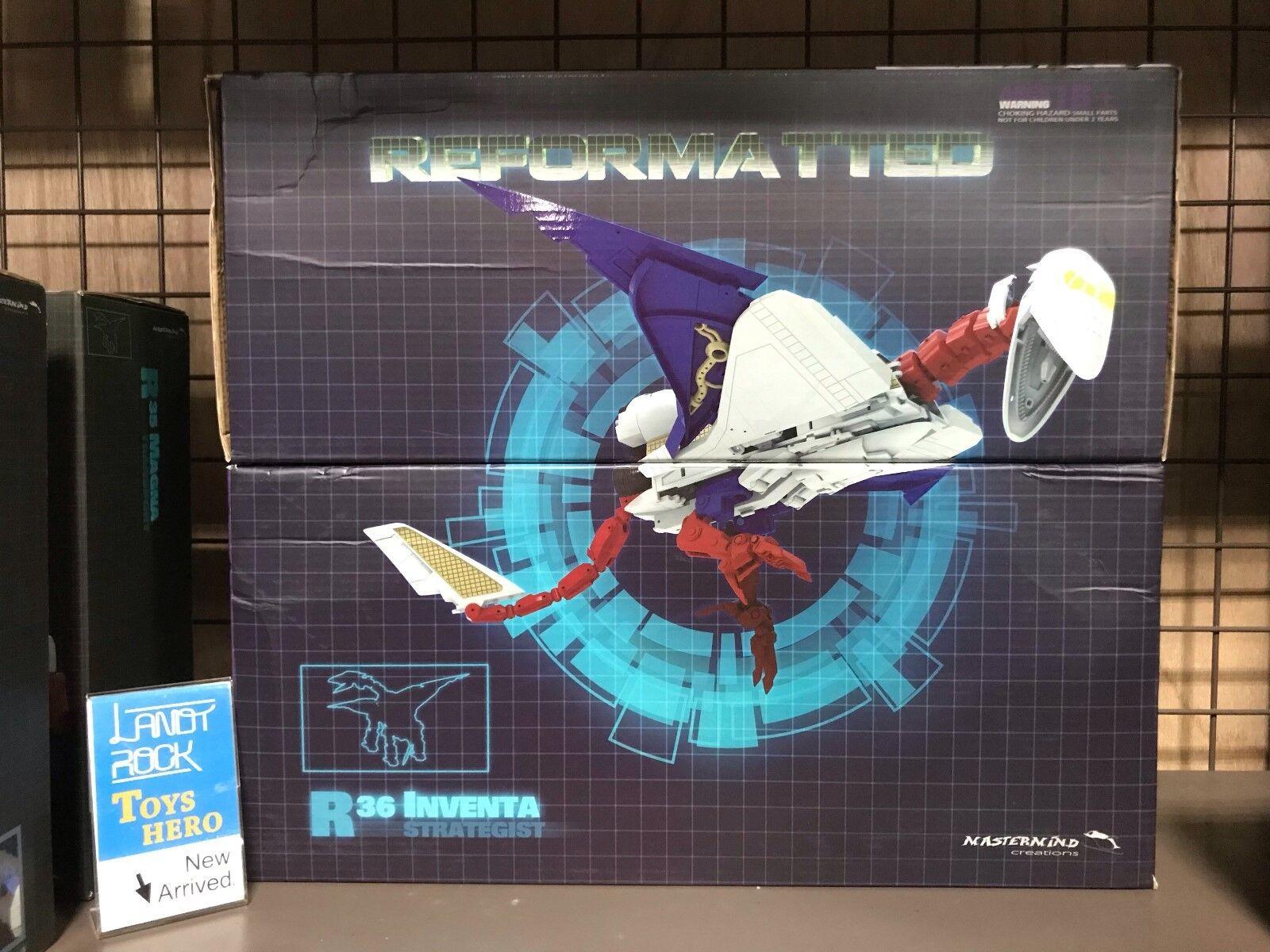 [giocattoli Hero] In He MASTERMIND CREATIONS R-36  INVENTA cieloLYNX PART B R36  le migliori marche vendono a buon mercato