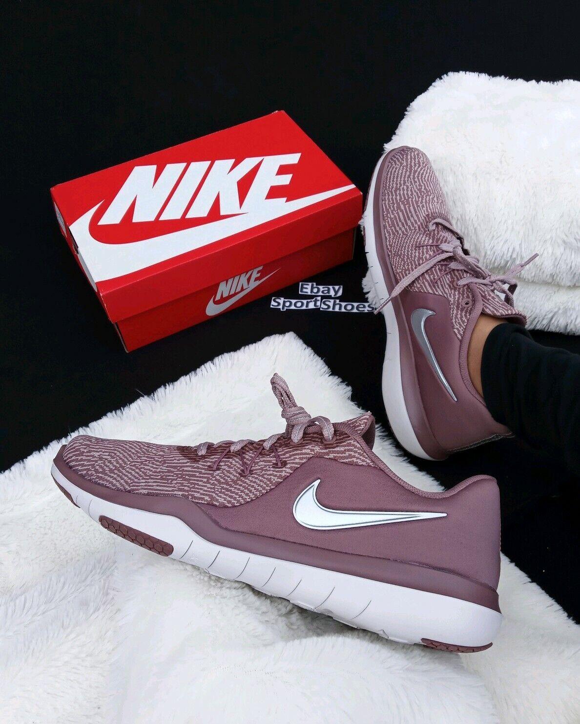 10.5 donna  Nike In-Season TR 8 FLEX AA7774-200 Mauve viola rosa RUNNING
