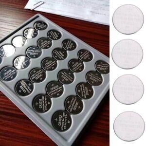 25X-CR2032-3-Volt-Knopfzelle-Muenze-Batterie-Spielzeug-Uhr-Fernbedienung-Nett