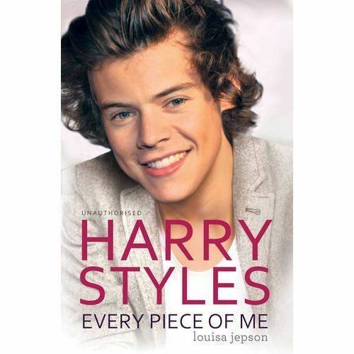 """""""AS NEW"""" Harry Styles - Every Piece of Me, Jepson, Louisa, Book"""