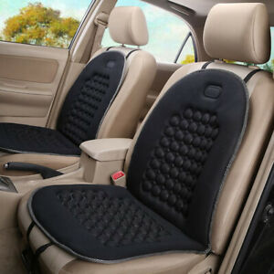 Car-Van-Seat-Cushion-Orthopaedic-Front-Seat-Cover-Protect-Back-Support-Universal