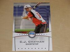 2013 Leaf Power Showcase World Classic Baseball 19 C J Chatham