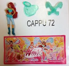WINX CLUB 2012(uscita in italia) AISHA+CARTINA TR137