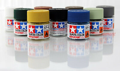 TAMIYA COLORI ACRILICI SERIE X XF 10 ml SPRAY TS X MITICOXXX86