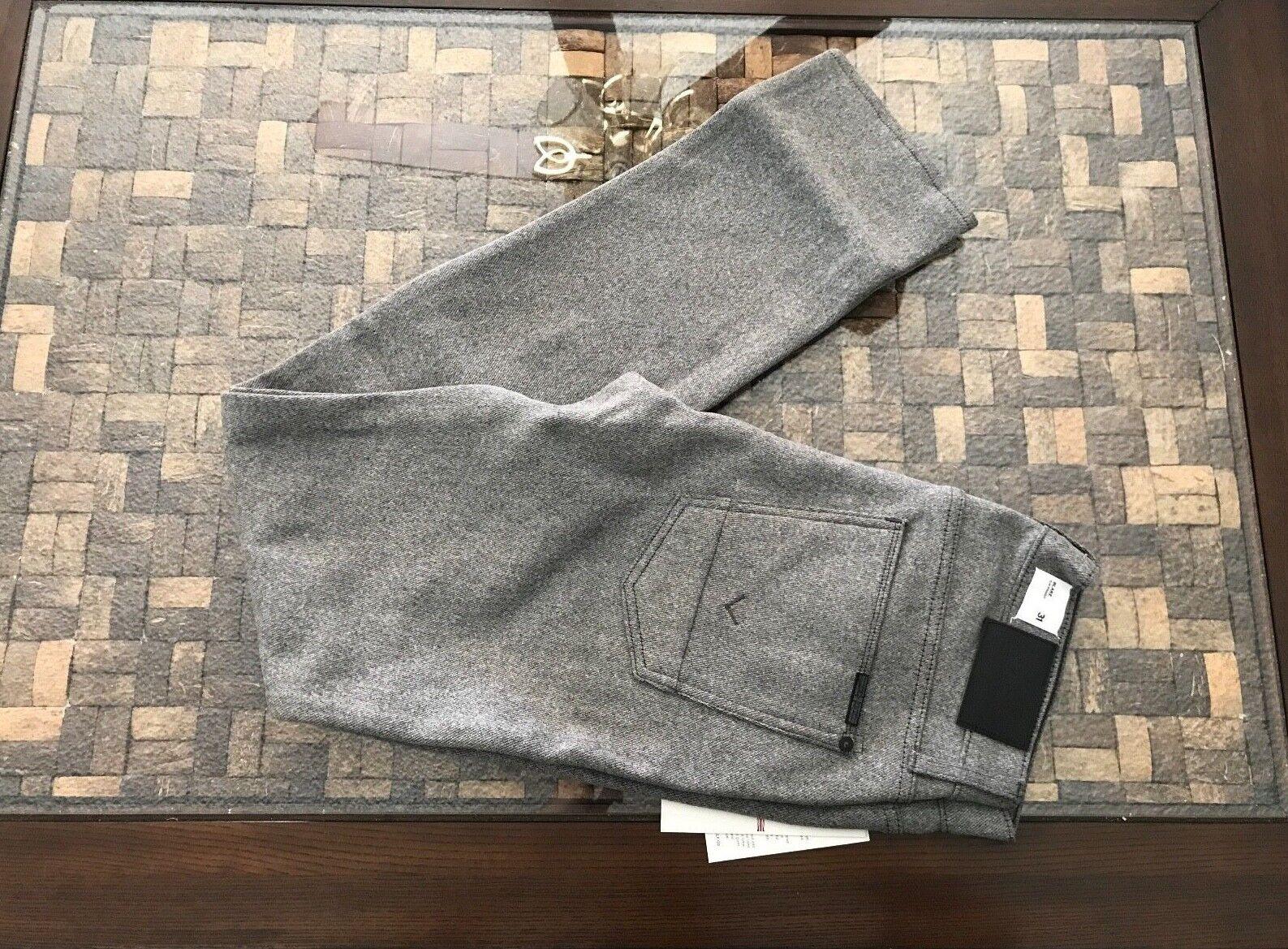 HUDSON Jeans Blake Slim Straight Leg Woolen Pants Many Sizes Available