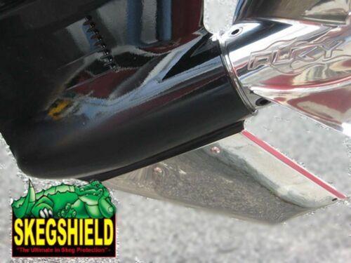 SkegShield SS00504 Lower Unit Skeg Guard Mercury 2-4Strk 90-100-115-125HP 83/&UP