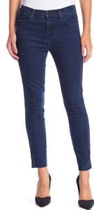 J Brand Alana High Rise Crop Skinny Jeans CASPIAN 29 NWT