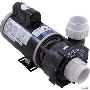 Cal spa pump power right 6hp 2 speed hot tub 2 prc9094x for Cal spa dually pump motor
