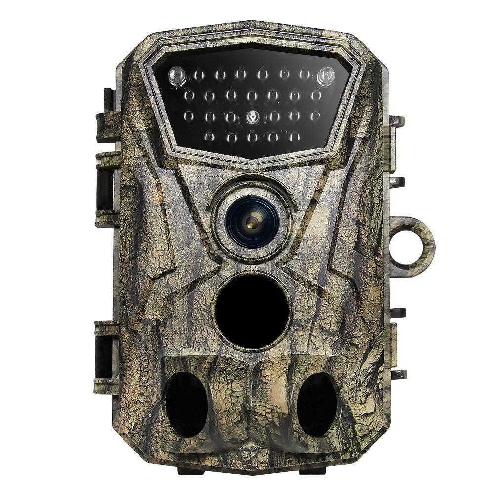 Sensor PIR 5MP 2.4  LCD 3 1080P 0.2s Camara caza tiro rápido Impermeable