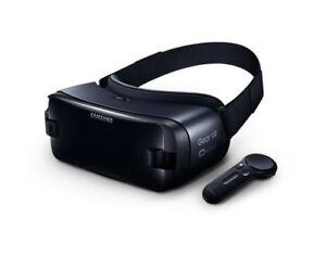 NEW-Samsung-Gear-VR-with-Controller-SM-R325-VR-Headset-Note-8-Edition