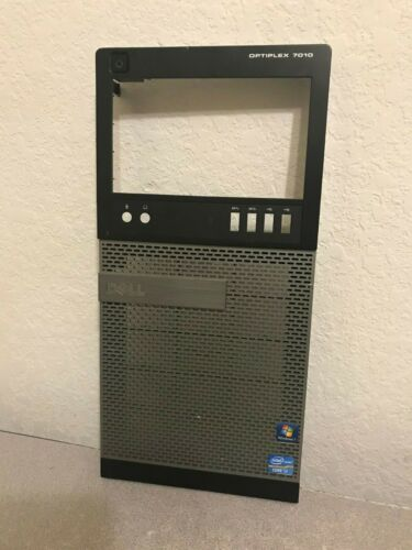 Dell OptiPlex 7010 MT Mini Tower Front Bezel Face Plate No Blanks Quick Ship