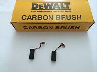 Dewalt 4 1/2 Grinder Motor Brush Set ( 2 )  N097696  Dwe4011 / Dwe4120