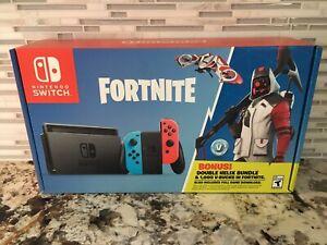 Nintendo Switch Fortnite Empty Box Only Ebay