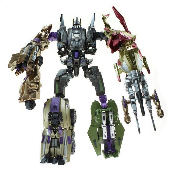 Transformers Generations FOC Bruticus Maximus  Combaticon Combineur loose NEUF  mieux acheter