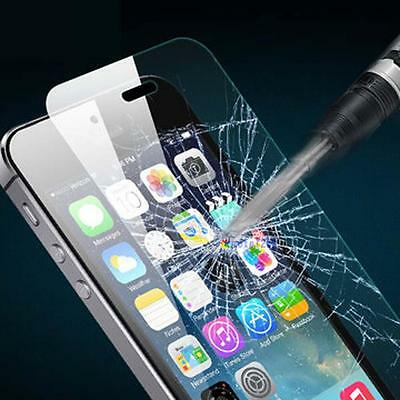 0.4mm proof Tempered Glass Film Screen Protector For iPhone 5 5G 5S 5C MT