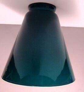 Emerald-Green-Cone-Small-Vianne-France-Desk-Lamp-Shade-Bar-Pendant-Fixture