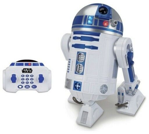 R2-D2 STAR WARS INTERACTIVE ROBOTIC DROID TOYRUS EXCLUSIVE NEW SEALED BOX MIB