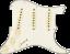 Genuine-Fender-Pre-Wired-Strat-Pickguard-Vintage-Noiseless-SSS-Parchment thumbnail 2