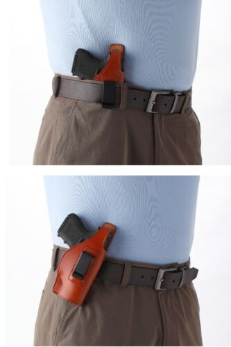 "# 217L BRN LEFT Leather Holster for  BERETTA STORM PX4 with 4/"" Barrel"