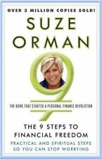 The 9 Steps to Financial Freedom : Practical and Spiritual Steps So You Can Stop Worrying by Suze Orman (2006, Paperback)