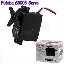 orginal 38g SERVO Futaba S3003 Standard Servo RC CAR BOAT SERVO hpi 1/10