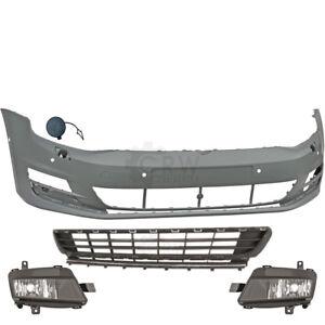 Kit Pare-Chocs+Brouillard+Accessoire VW Golf 7 5G Année Fab. 12- Lame