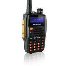 New Baofeng 997-S Two-Way HAM Radio136-174 400-520 MHz Reverse Back-Lit Display