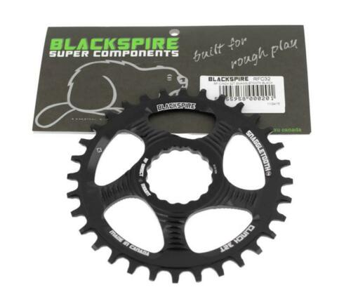 Blackspire Snaggletooth Raceface Clinch 32 Zahn spiderless Kettenblatt 11s