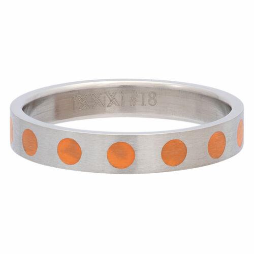 4 mm iXXXi Füllring ROUND orange