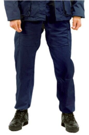 Midnight bluee Military Style BDU Cargo Fatigue Pants redhco 7982
