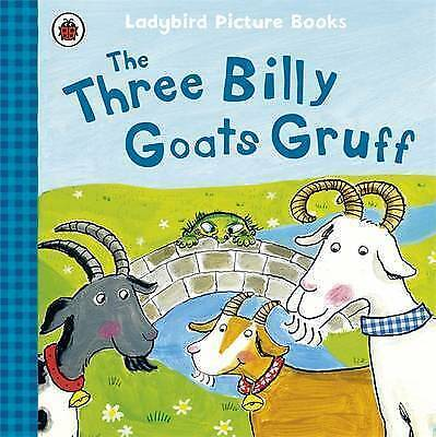 The Three Billy Goats Gruff: Ladybird First Favourite Tales by Irene Yates,  Ladybird (Paperback, 2012) for sale online   eBay
