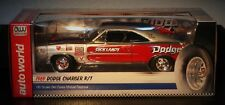 NEW! IN STOCK! 1/18 Dick Landy 1969 Hemi Dodge Charger RT NHRA Super Stock AW228