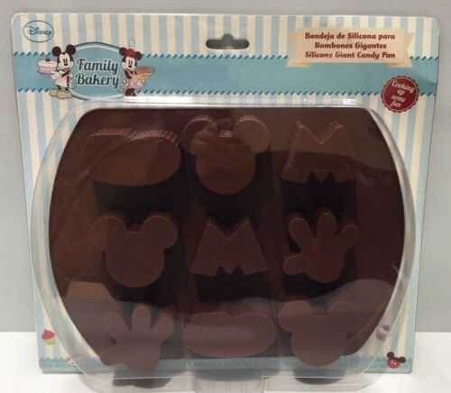 FAMILY BAKERY MINNIE MOUSE MICKEY MOUSE SILICONE GIANT CANDY PAN