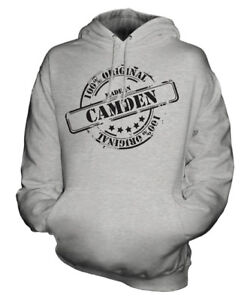 Unisex Camden con Felpa cappuccio Made In pnzwY