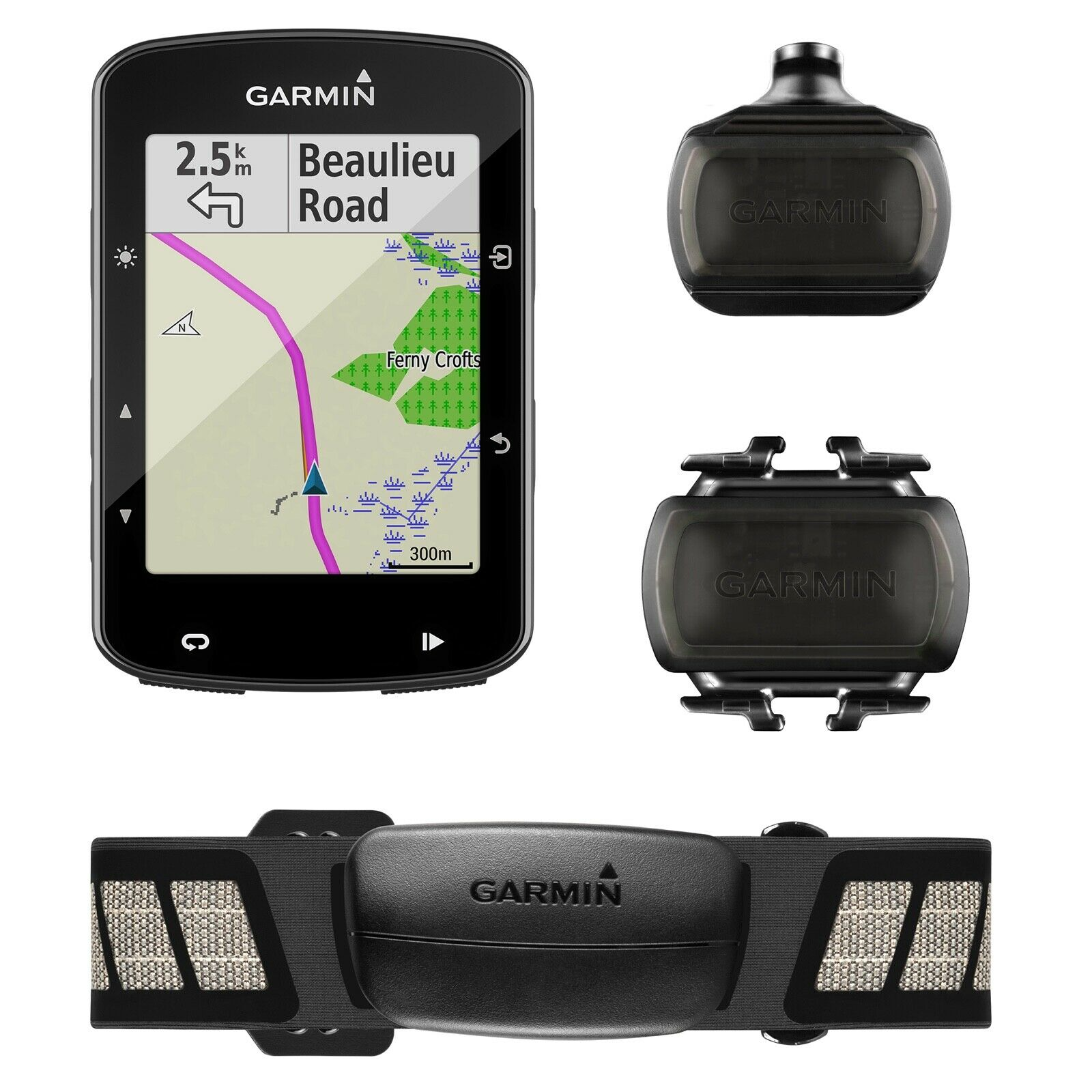 Garmin Edge 520 Plus Sensor Paquete GPS  010-02083-01  Autorizado Garmin Dealer