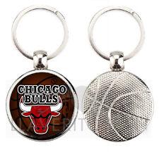 CHICAGO BULLS NBA BASKETBALL KEYRING-KEYCHAIN-PORTACHIAVI-PORTE-CLÉS-LLAVERO