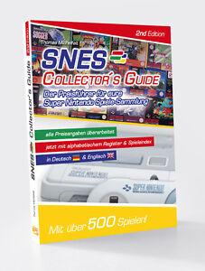 SNES-Collector-s-Guide-2nd-Edition-Neuauflage-mit-aktuellen-Preisen