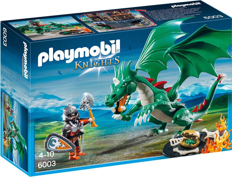 Playmobil - Knights - 6003 - Großer Burgdrache - NEU OVP